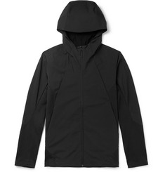 Arc'teryx Veilance Dyadic Stretch-Nylon and Merino Wool-Blend Zip-Up Hoodie