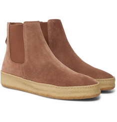 Folk - Suede Chelsea Boots