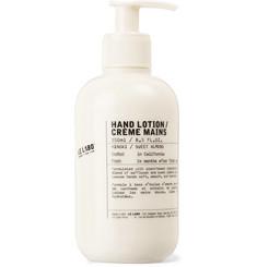 르 라보 히노키 핸드 로션 (히노키: 일본 고야산 불교 사원의 편백나무 숲 향) Le Labo Hand Lotion, 250ml
