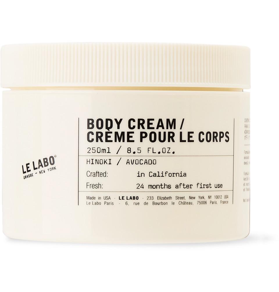 Body Cream - 250ml - Colorless