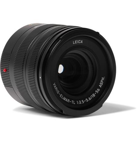 LEICA Vario-Elmar-Tl 18-56Mm F/3.5-5.6 Asph Lens in Black