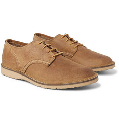 Red Wing Shoes - Weekender Textured-Leather Derby Shoes