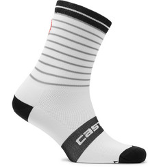 Castelli Podio Doppio 13 Antibacterial Cycling Socks