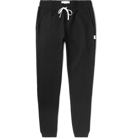Buy Cheap Inexpensive Clearance Best Sale Slim-fit Cotton-jersey Sweatpants Reigning Champ For Sale Outlet Huge Surprise Clearance Newest ekxqkUzf