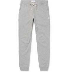 Reigning Champ - Slim-Fit Loopback Cotton-Jersey Sweatpants