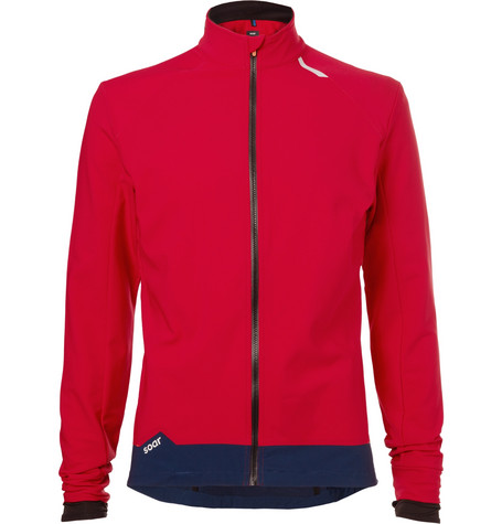 Weatherproof Stretch-Jersey Jacket