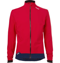 Soar Running Weatherproof Stretch-Jersey Jacket