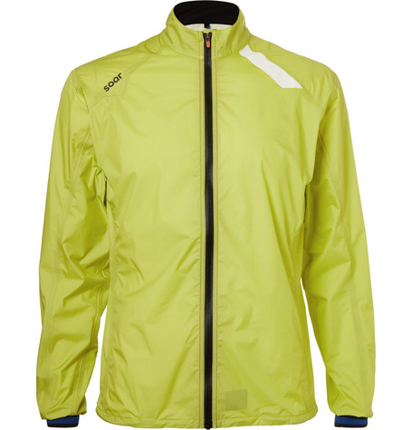 SOAR Waterproof Shell Jacket - Yellow