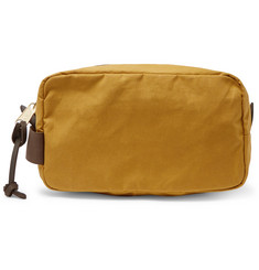 Filson Canvas Wash Bag
