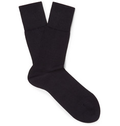 Falke Tiago Stretch Cotton-Blend Socks