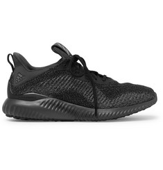 Adidas Sport Alphabounce EM Stretch-Knit Sneakers