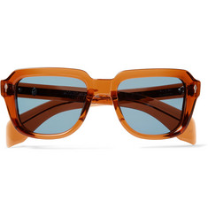 Hopper - + Jacques Marie Mage Taos Square-Frame Acetate Sunglasses