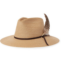 Provence Grosgrain-trimmed Hemp Trilby Hat Lock & Co Hatters Clearance Perfect Browse Pay With Visa Cheap Online Exclusive Cheap Price Buy Newest z2yyaOB