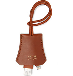Native Union - Tag Leather Lightning Cable