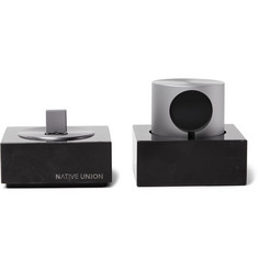 Native Union Set of Two Marble Charging Docks