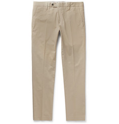 NN07 - Theo Slim-Fit Stretch-Cotton Twill Chinos