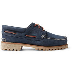 Timberland Nubuck Boat Shoes