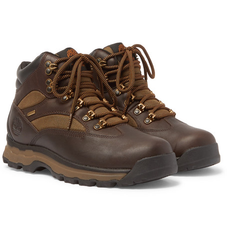 Chocorua Trail 2 Leather And Gore-tex Hiking Boots - Dark brown
