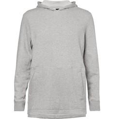 APL Athletic Propulsion Labs - The Perfect Mélange Loopback Cotton-Jersey Hoodie