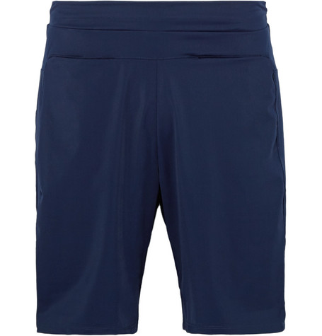 Apl Athletic Propulsion Labs The Perfect Tretch-Jersey Horts - Navy