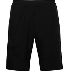 APL Athletic Propulsion Labs The Perfect Perforated Stretch-Jersey Shorts
