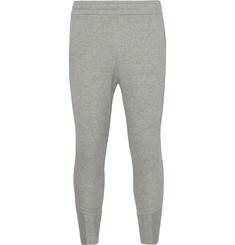 APL Athletic Propulsion Labs - Slim-Fit Mélange Loopback Cotton-Jersey Sweatpants