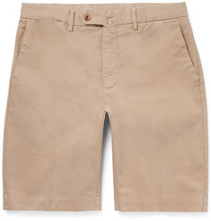 Hackett - Stretch-Cotton Twill Shorts