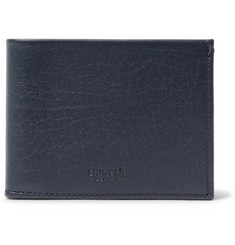 Shinola Textured-Leather Billfold Wallet