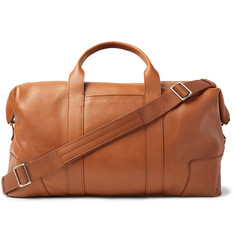 Shinola - Full-Grain Leather Holdall
