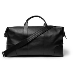 Shinola - Textured-Leather Duffle Bag