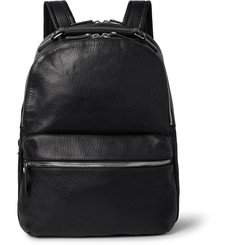 Shinola Runwell Full-Grain Leather Backpack