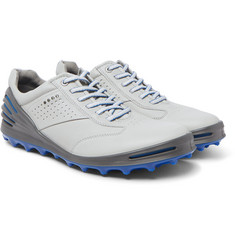 Ecco Golf Cage Pro Hydromax Leather Golf Shoes