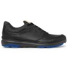Ecco Golf - Biom Hybrid 3 Leather Golf Shoes