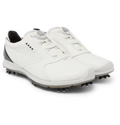 Ecco Golf Biom G2 GORE-TEX and Leather Golf Shoes
