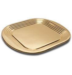 Tom Dixon - Form Brass Tray