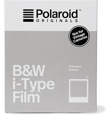 Polaroid Originals i-Type Black & White Instant Film