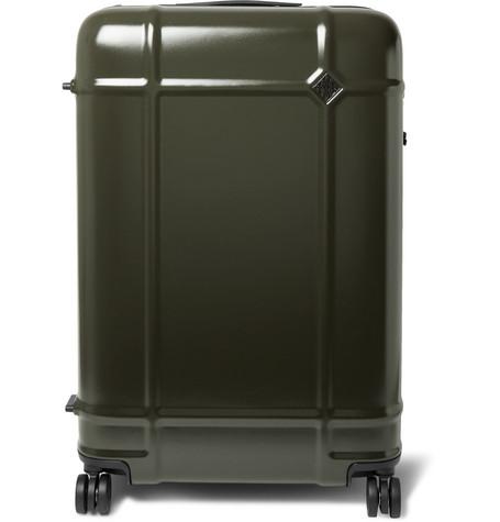 Globe Spinner 76cm Suitcase by Fabbrica Pelletterie Milano
