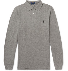 Polo Ralph Lauren - Cotton-Piqué Polo Shirt