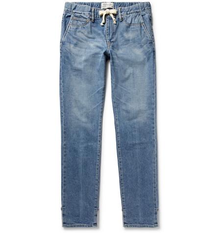 DENIM - Denim trousers Remi Relief XepkkROXFF