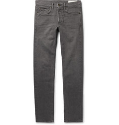 rag & bone Two Slim-Fit Washed-Denim Jeans