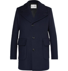 SALLE PRIVÉE - Scott Slim-Fit Virgin Wool-Blend Overcoat