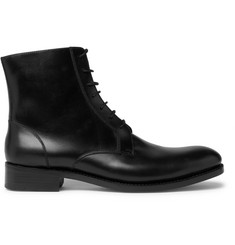 SALLE PRIVÉE Stan Leather Boots