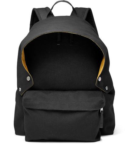 + Eastpak Padded Pak'r Canvas Backpack by Raf Simons