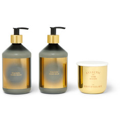 Tom Dixon - Orientalist Scented Candle, Hand Wash and Balm Gift Set