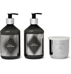 Tom Dixon - Royalty Scented Candle, Hand Wash and Hand Balm Set