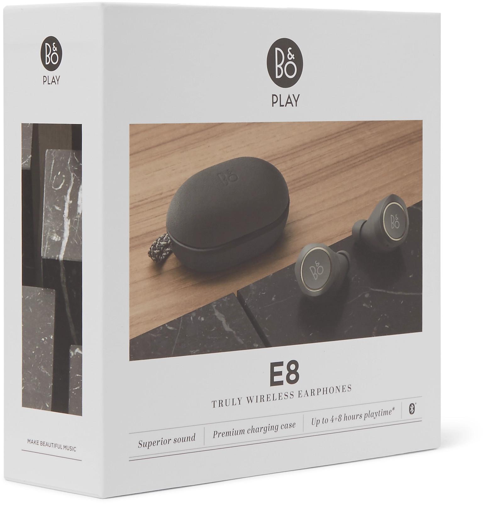 a085a9705ea Bang & Olufsen - Beoplay E8 Truly Wireless Earphones