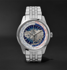 Jaeger-LeCoultre - Geophysic Universal Time 41mm Stainless Steel Watch