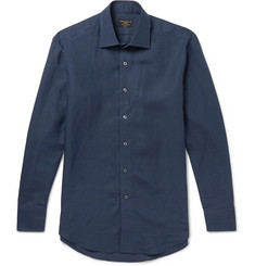 Emma Willis Slim-Fit Linen Shirt