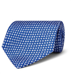 Emma Willis - 9cm Printed Silk Tie
