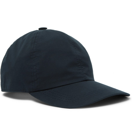 Shell Baseball Cap - Navy